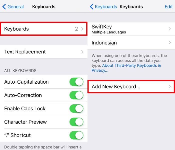 Siguiente Teclado iOS -mte- 03 - Agregar teclado