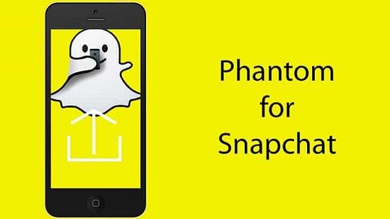 Fantasma para Snapchat