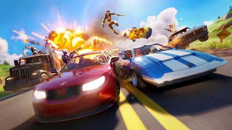 Llegan nuevos vehículos a Fortnite (Imagen a través de Epic Games)