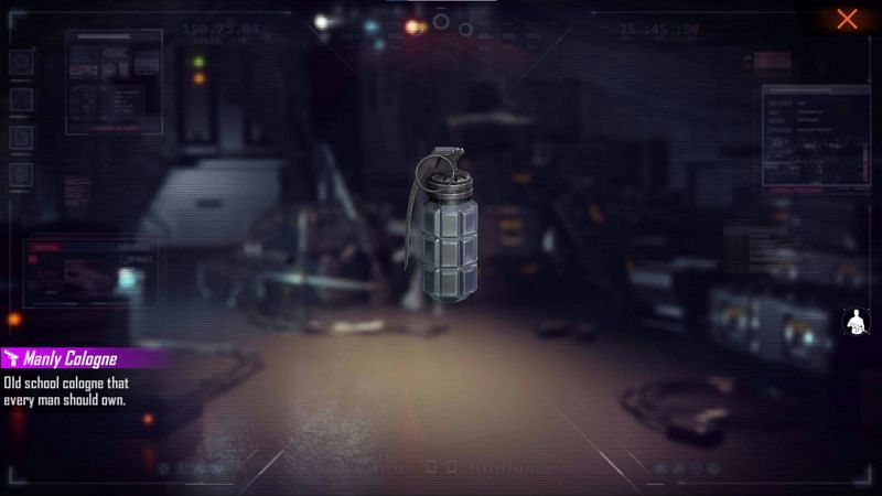 La granada de Colonia Manly es la segunda recompensa por este código de canje (Imagen a través de Free Fire)