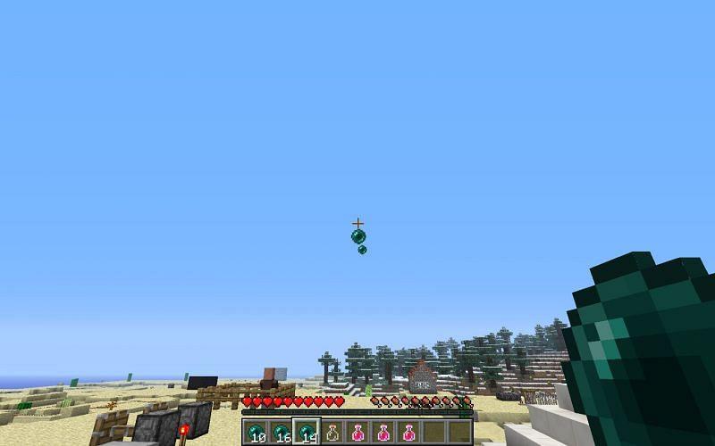Imagen a través de Jira - Minecraft