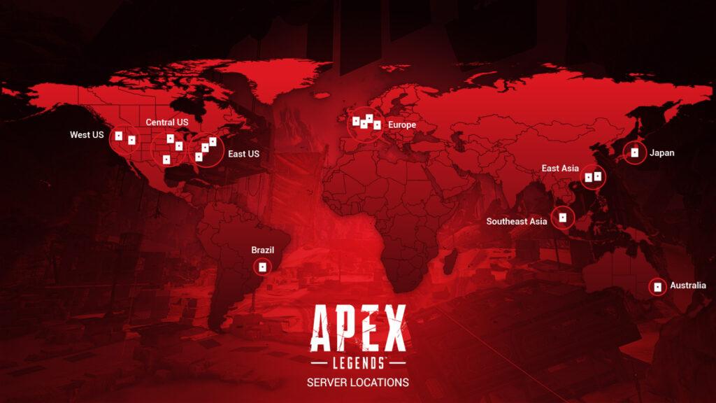 servidores de apex legends caídos