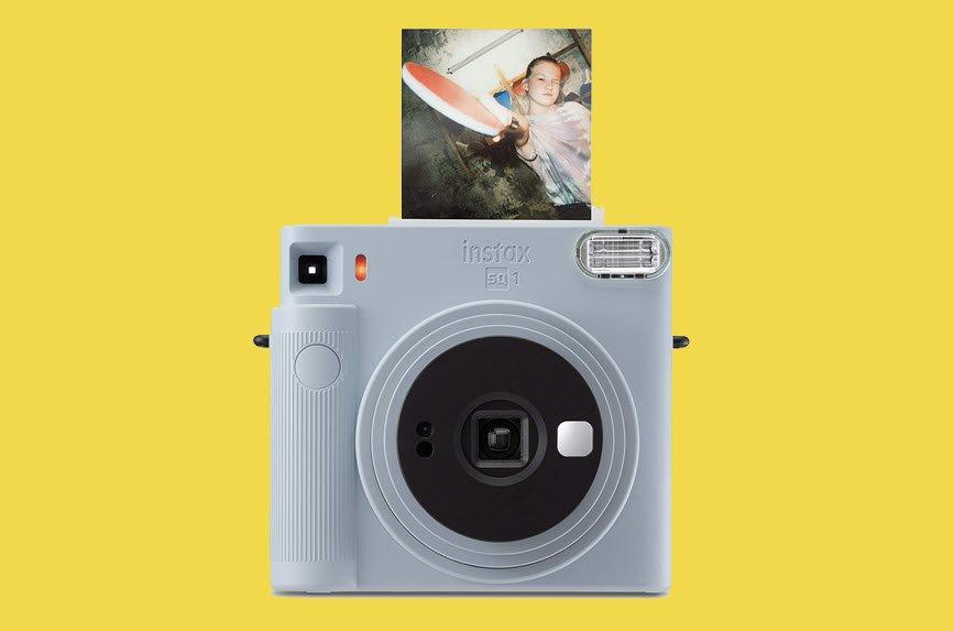 Fujifilm Instax Square SQ1 frente a Instax Mini 11 7