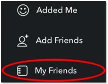 snapchatblockfriends