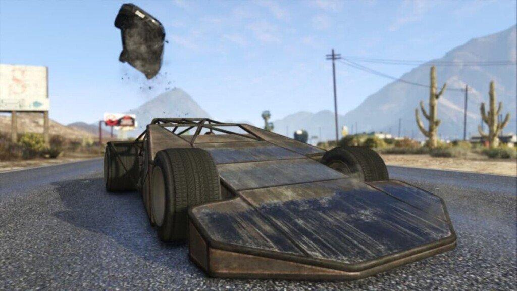 Cómo hacer trabajo de vehículos especiales en GTA 5