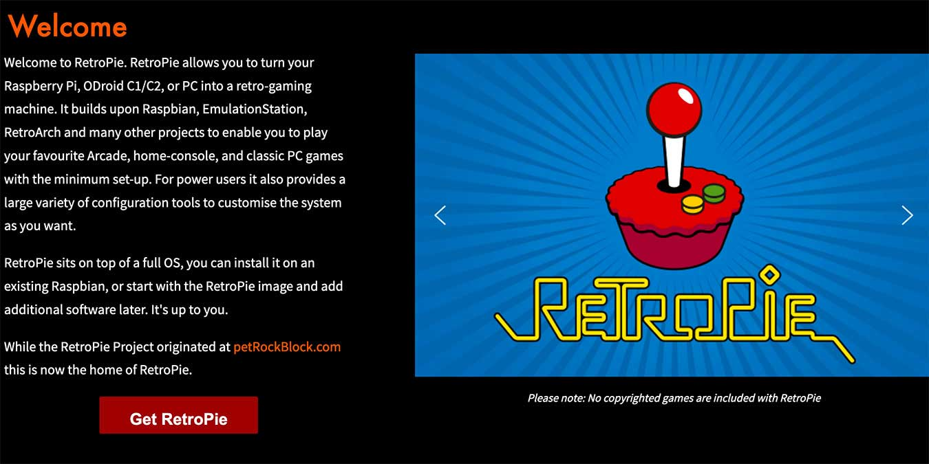 Formas de poner Raspberry Pi 4 para usar juegos retro