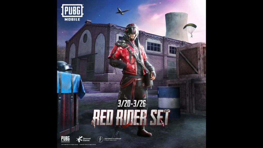 Evento de la comunidad móvil de PUBG: ¡tenga la oportunidad de ganar un conjunto de piloto rojo permanente!
