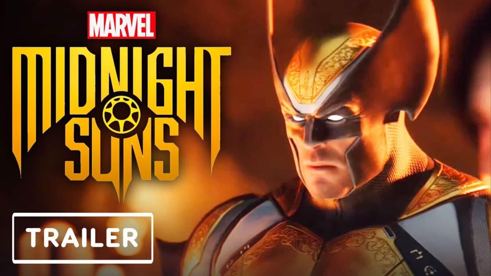 Marvel's Midnight Suns: nuevo tráiler oficial de revelación del juego