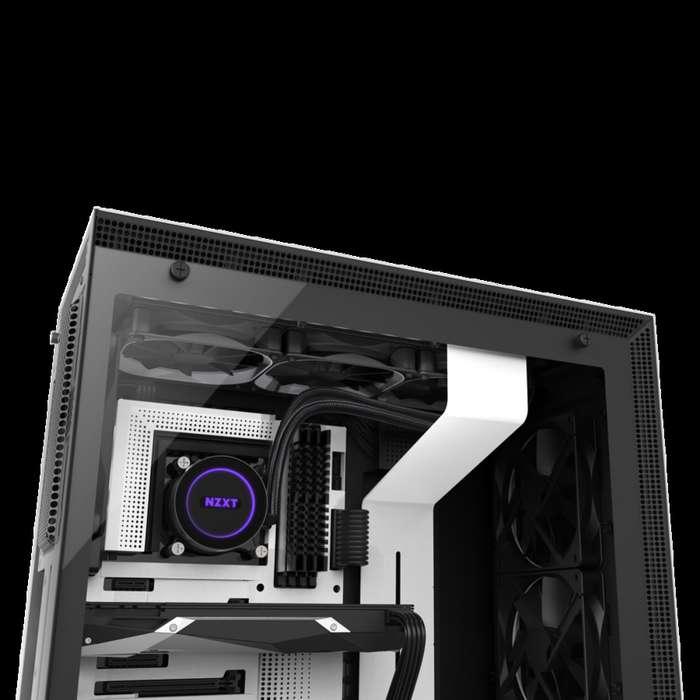 Enfriador de CPU Nzxt Kraken X72