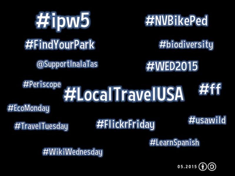 Tendencias de hashtags