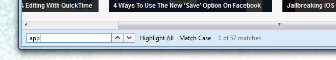 barra de búsqueda ff32