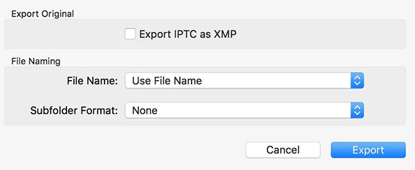 exportar fotos-exportar
