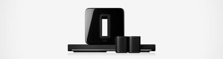 Sonos 5.1 Surround Set