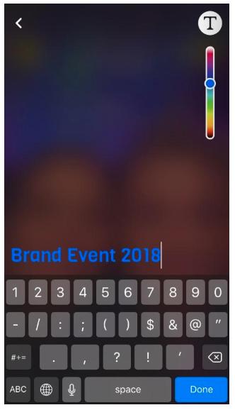 Crear filtro de Snapchat