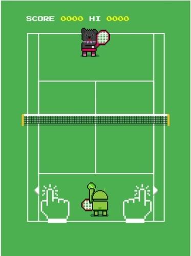 Tenis de ping pong de Google