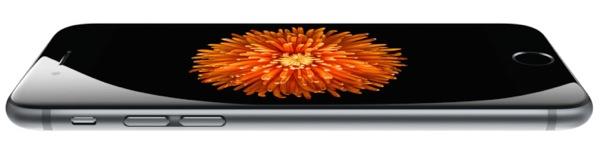iPhone delgado