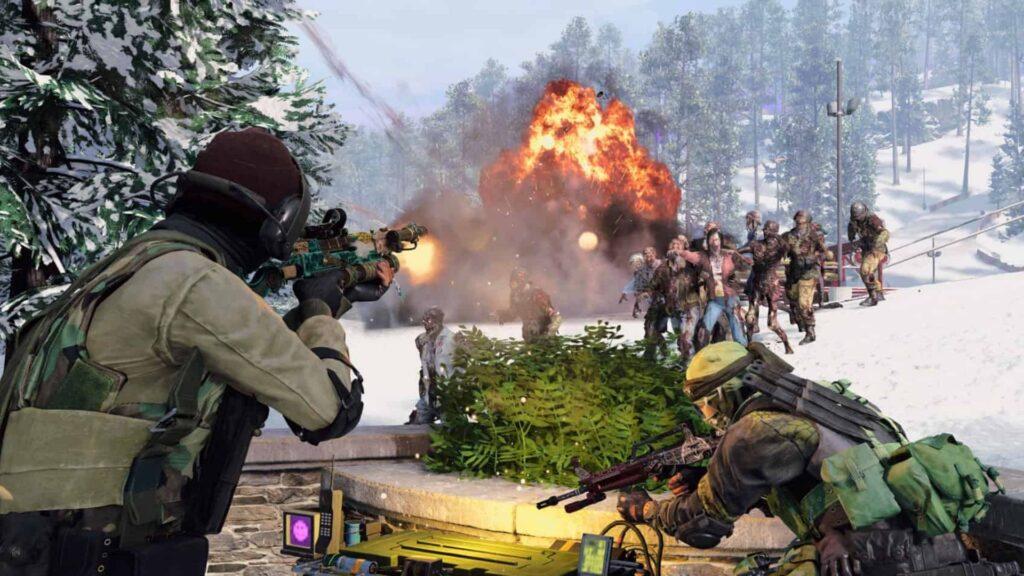 operaciones negras, guerra fría, brote, zombies