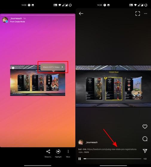 Cómo agregar enlaces a las historias de Instagram usando pegatinas