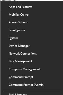 Usb Quick Removal Menú de Windows X