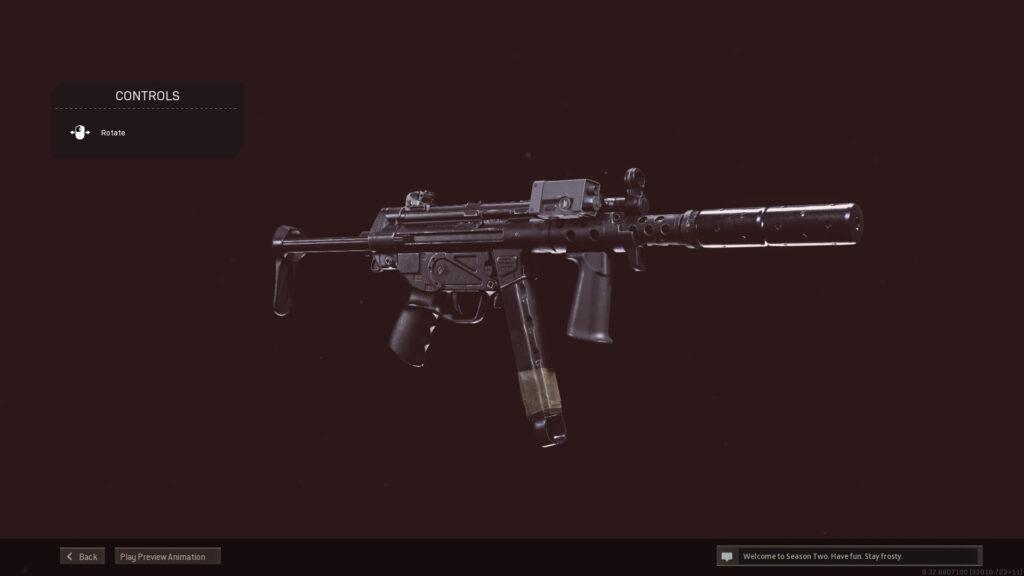mejor equipamiento de mp5 de guerra fría de warzone