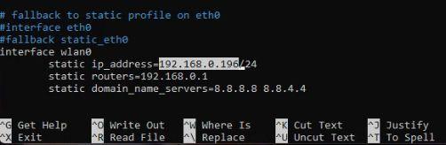 Cómo configurar una dirección IP estática en Raspberry Pi
