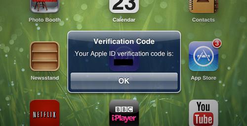 2Paso-Verificación-Código-iPad