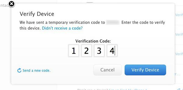 Código de Verificación en 2 Pasos