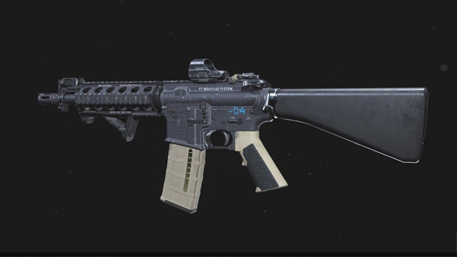 El mejor equipamiento de Warzone M4A1 con detalles