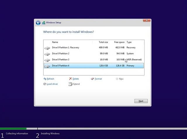 Instalar Windows 11 desde USB