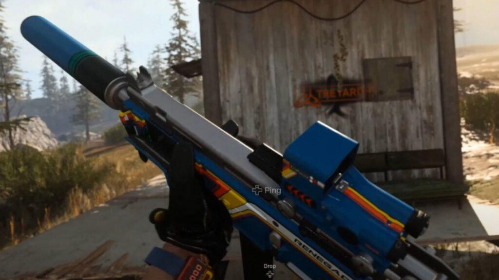 bacalao guerra fría ksp 45 arma