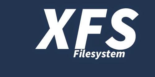 Los mejores sistemas de archivos de Linux 2020 Xfs