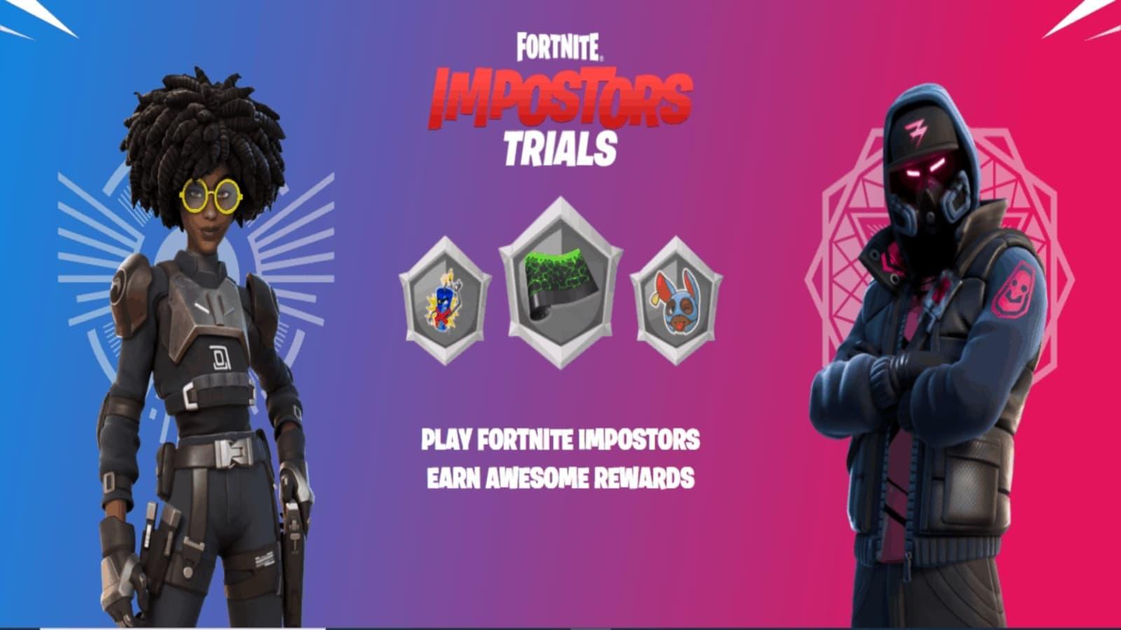 Cómo jugar Fortnite Impostors y ganar recompensas gratis