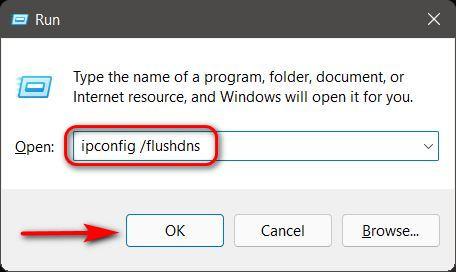 Cómo vaciar o borrar la caché de DNS en Windows 11