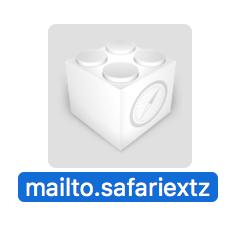 extensión mailapp