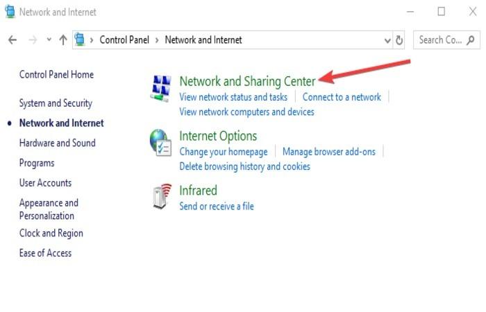 transferir-archivos-linux-windows-via-lan-panel-de-control-red-e-red-de-internet-y-centro-compartido