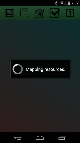 recursos de mapeo