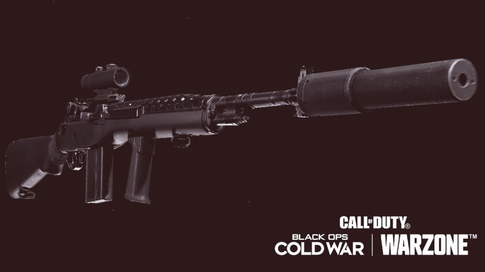 COD Warzone: El mejor equipamiento de DMR 14 Warzone