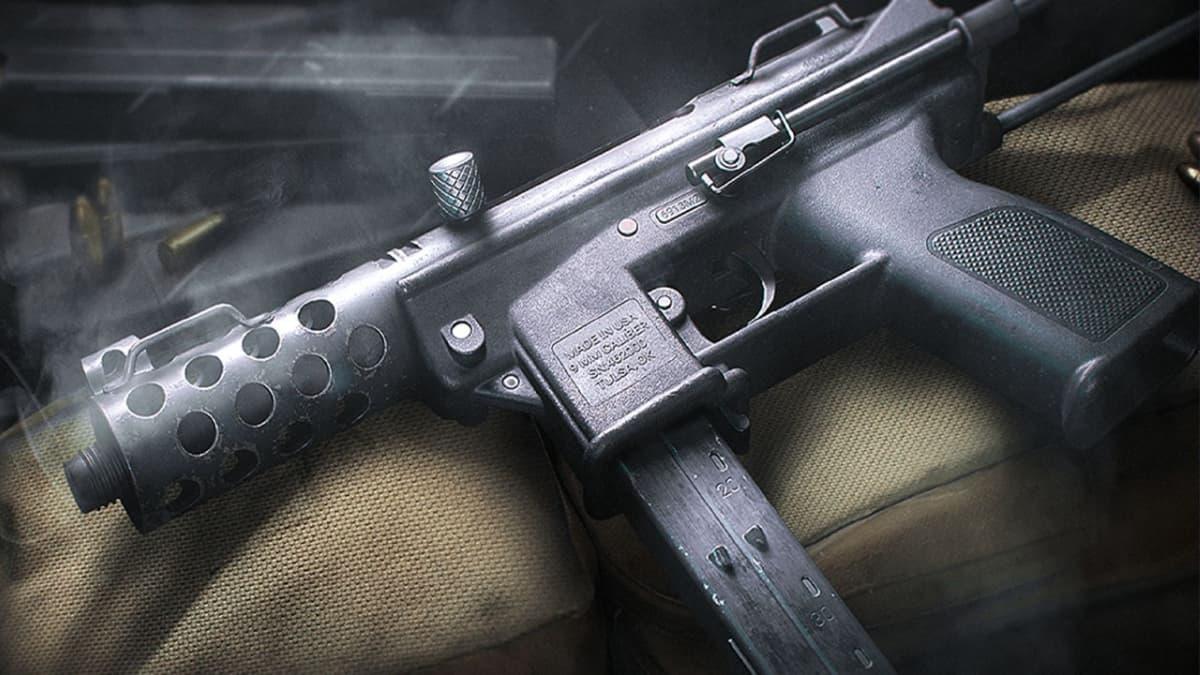 El mejor equipamiento de Warzone TEC-9 con detalles