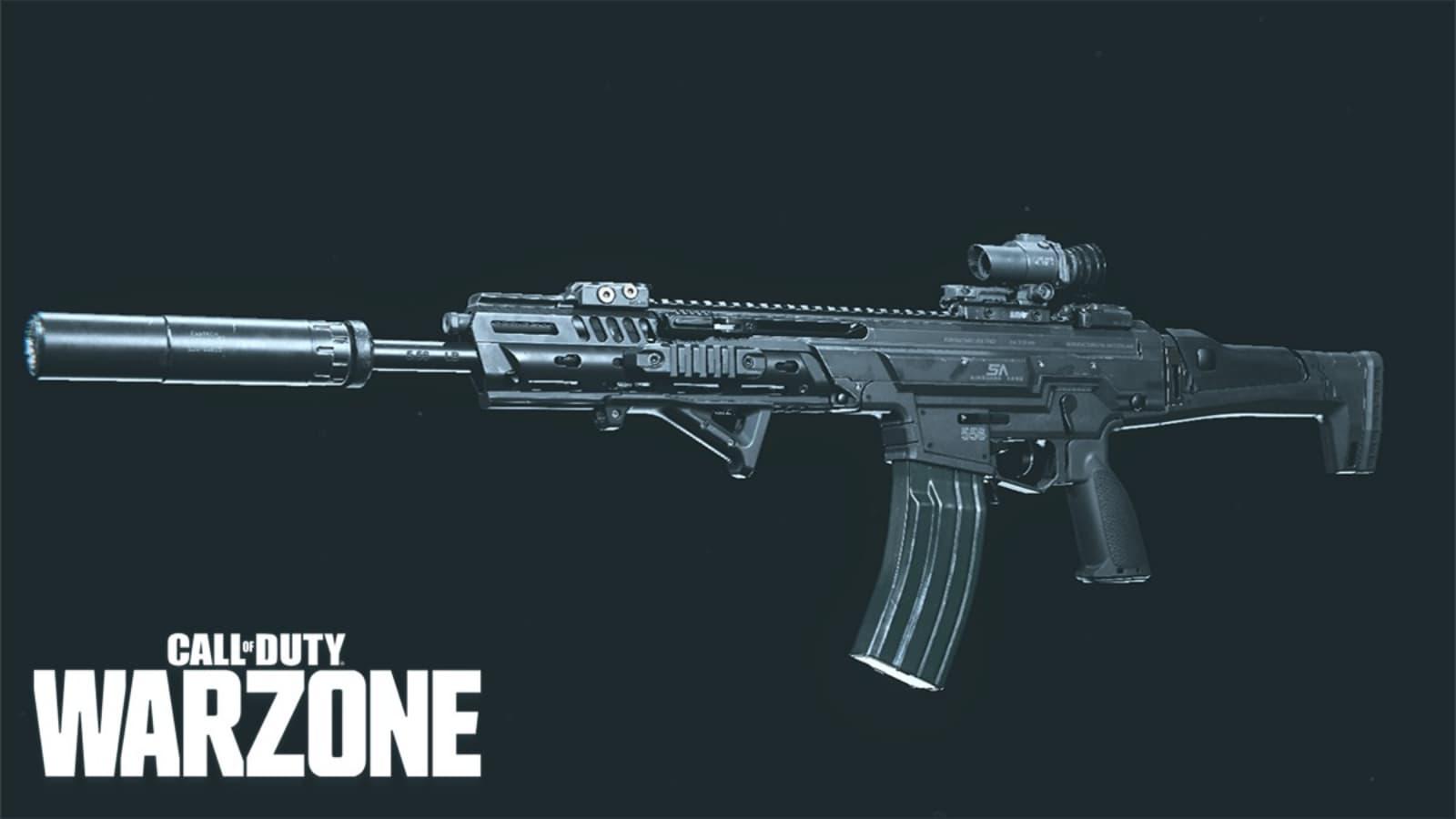 El mejor equipamiento de KILO 141 Warzone con detalles