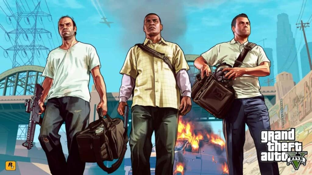 Cómo pasar el rato con otros protagonistas en GTA 5