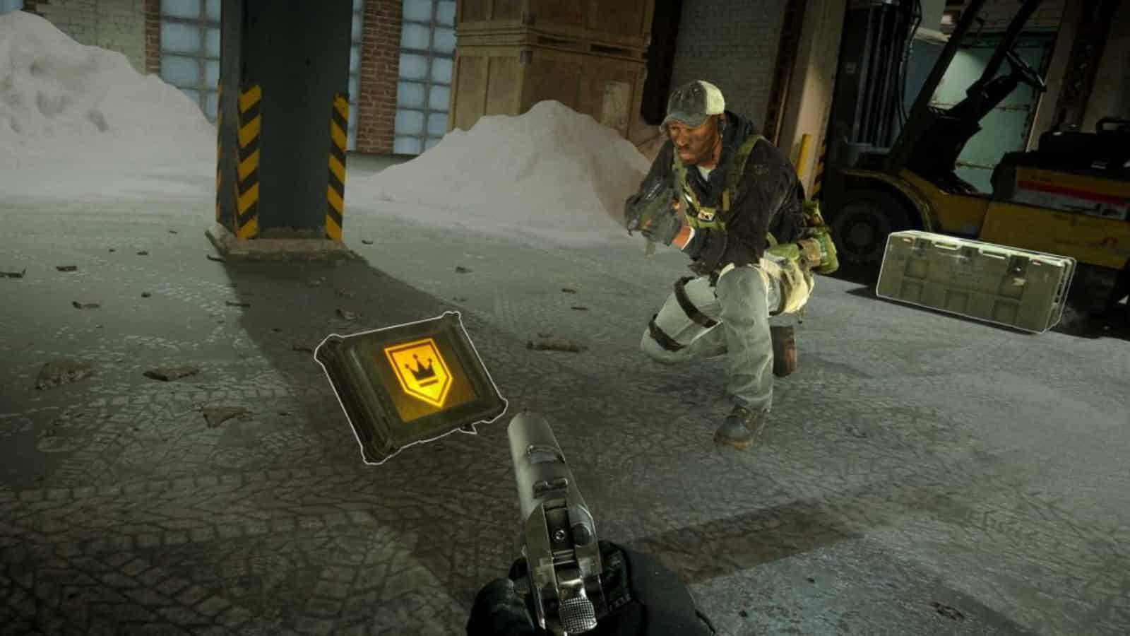 El error COD Warzone no permite a los jugadores completar contratos de recompensa
