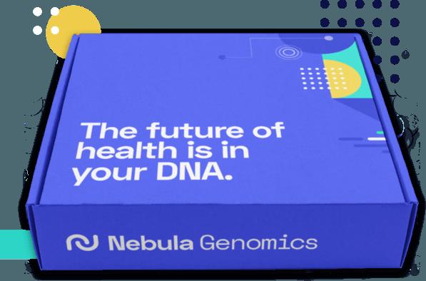 Prueba de ADN Nebulosa Genómica