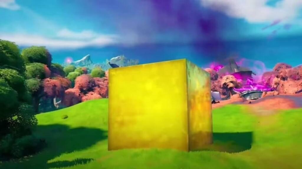 Fortnite Chapter 2 Season 8 Cubed: Fortnite Cubes en la temporada 8 y su origen