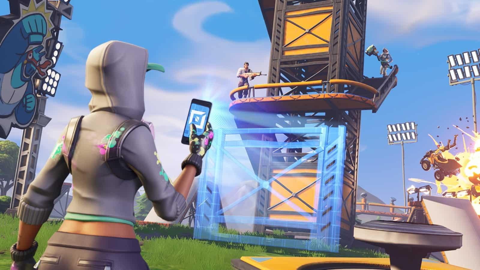 Fortnite Creative Island Games: misiones y recompensas