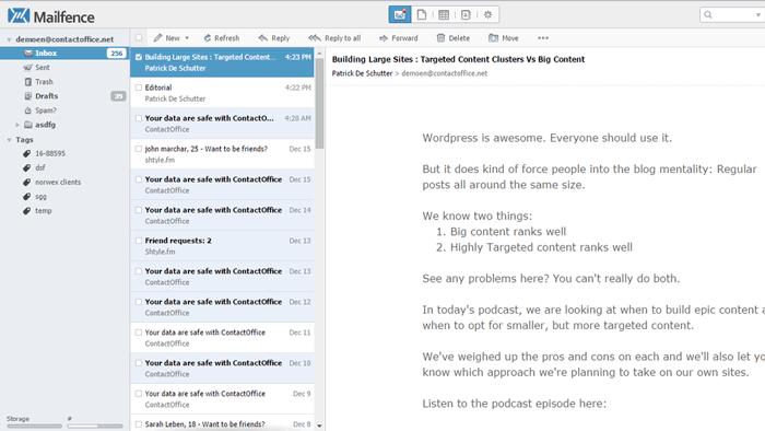 seguridad-servicios-de-correo-electrónico-mejor-privacidad-mailfence