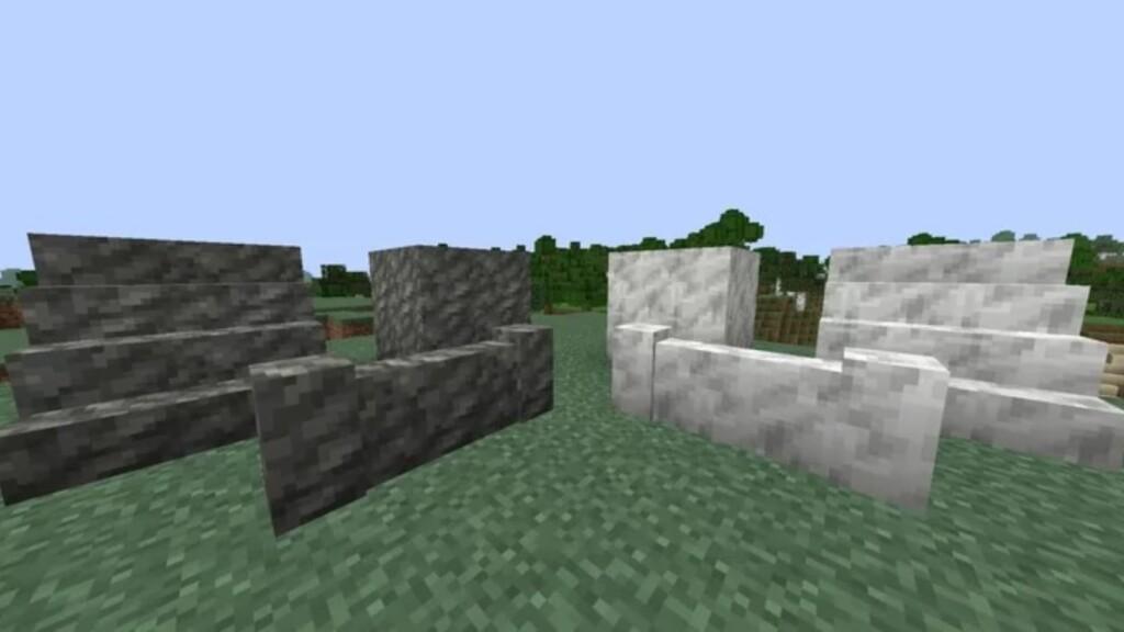Minecraft Calcita