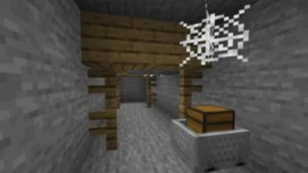 Pozos De Minas De Minecraft
