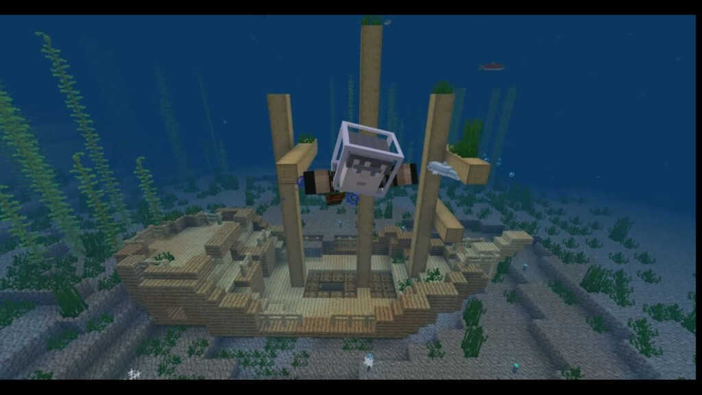 Minecraft Naufragio