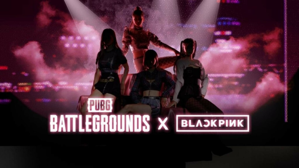 PUBG PC x BLACKPINK: Evento de hashtag de sesión de fotos