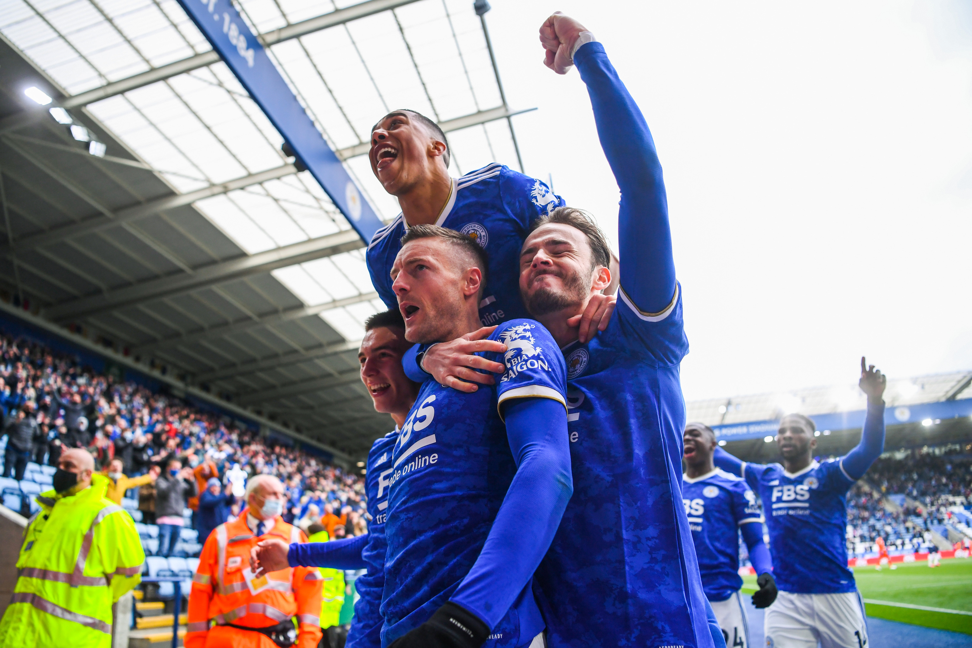 El Manchester United vinculado con la jugada de la brillante estrella del Leicester City